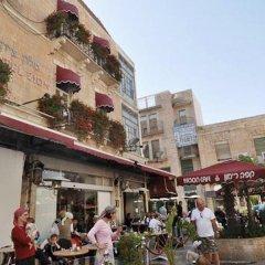 Zion Hotel Иерусалим городской автобус
