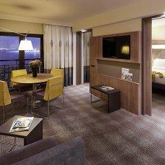 Отель Novotel Istanbul Bosphorus комната для гостей фото 4