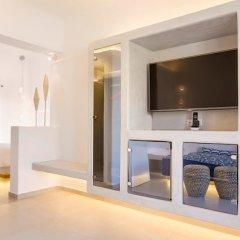 Art Hotel Santorini удобства в номере фото 2