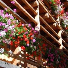 Hotel Garni Plueme Саурис балкон