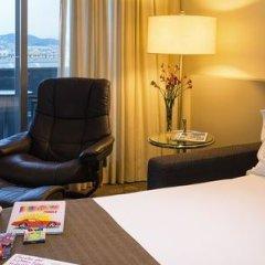Отель Crowne Plaza Barcelona - Fira Center Испания, Барселона - 3 отзыва об отеле, цены и фото номеров - забронировать отель Crowne Plaza Barcelona - Fira Center онлайн в номере фото 2