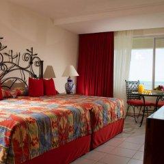 Отель Oasis Palm Hotel Мексика, Канкун - 9 отзывов об отеле, цены и фото номеров - забронировать отель Oasis Palm Hotel онлайн комната для гостей фото 4