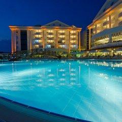 Отель Roma Beach Resort & Spa Сиде бассейн