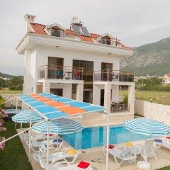 Smansvillas Турция, Олудениз - отзывы, цены и фото номеров - забронировать отель Smansvillas онлайн бассейн фото 2