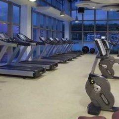 Отель Somerset Ho Chi Minh City фитнесс-зал фото 2
