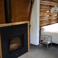 Апартаменты Gstaad Perfect Winter Luxury Apartment удобства в номере