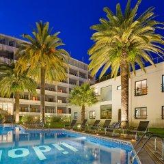 Hotel Lido бассейн