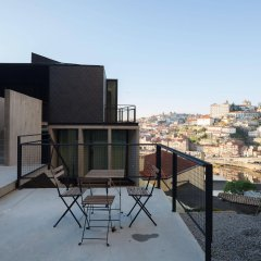 Апартаменты Oh Porto Apartments балкон