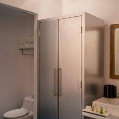 Del Carmen Concept Hotel Гвадалахара ванная
