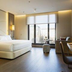 Отель Vp Plaza Espana Design Мадрид комната для гостей фото 2