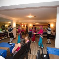 Отель Cleopatra Golden Beach Otel - All Inclusive фитнесс-зал фото 2
