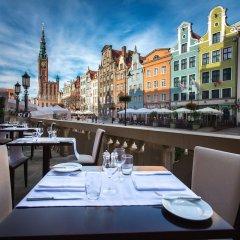 Radisson Blu Hotel, Gdansk балкон