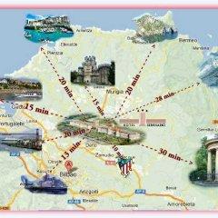 Отель Seminario Bilbao Испания, Дерио - отзывы, цены и фото номеров - забронировать отель Seminario Bilbao онлайн пляж