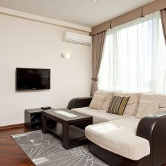 Апартаменты Moscow Suites Apartments Arbat комната для гостей фото 3