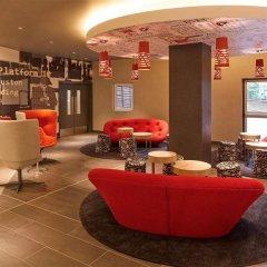 Отель ibis London Euston Station - St Pancras International интерьер отеля фото 2