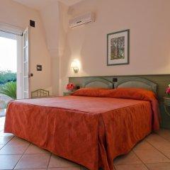 Отель Agriturismo Al Parco Лечче комната для гостей