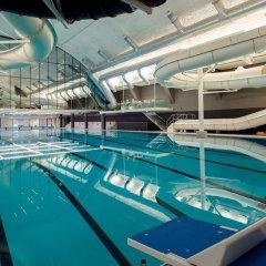 Отель Kalev Spa Hotel & Waterpark Эстония, Таллин - - забронировать отель Kalev Spa Hotel & Waterpark, цены и фото номеров бассейн