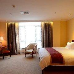 Отель Sea View Garden Hotel Xiamen Китай, Сямынь - отзывы, цены и фото номеров - забронировать отель Sea View Garden Hotel Xiamen онлайн комната для гостей фото 2