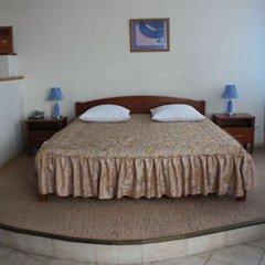 Гостиница Набережная Стандартный номер с двуспальной кроватью фото 8