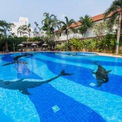 Отель View Talay Residence 1 by PSR Паттайя бассейн