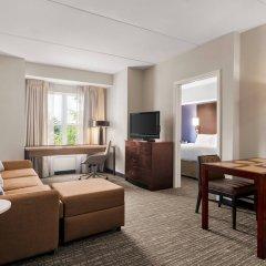 Отель Residence Inn Chattanooga Near Hamilton Place комната для гостей фото 4