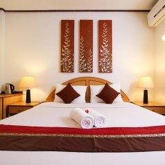 Отель Eden Bungalow Resort сейф в номере