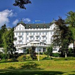 Отель Esplanade Spa And Golf Resort Марианске-Лазне