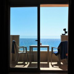 Отель Apartamentos Vega Sol Playa Испания, Фуэнхирола - отзывы, цены и фото номеров - забронировать отель Apartamentos Vega Sol Playa онлайн пляж фото 2
