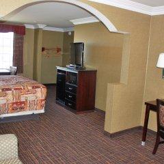 Отель Crystal Inn Suites & Spas удобства в номере фото 2