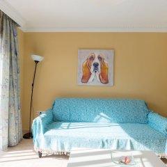 Отель MalagaSuite Beach Relax & Terrace Торремолинос комната для гостей фото 2