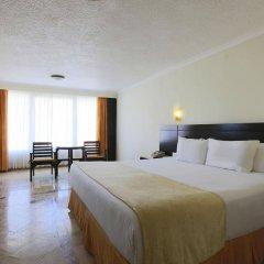 Отель Krystal Cancun Мексика, Канкун - 2 отзыва об отеле, цены и фото номеров - забронировать отель Krystal Cancun онлайн комната для гостей фото 13