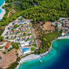 Adrina Beach Hotel пляж