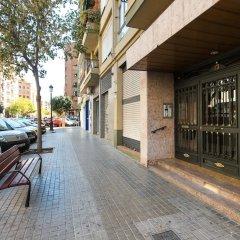 Отель ApartUP Botánico парковка