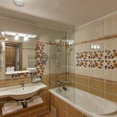 Mercure Sighisoara Binderbubi - Hotel & Spa ванная фото 2