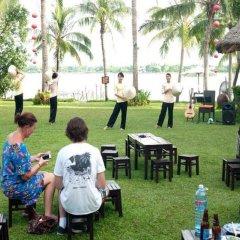 Отель Vinh Hung Riverside Resort & Spa фото 2