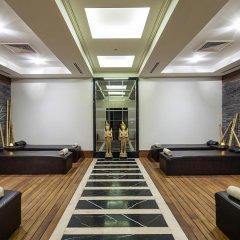 Bellis Deluxe Hotel Турция, Белек - 10 отзывов об отеле, цены и фото номеров - забронировать отель Bellis Deluxe Hotel онлайн интерьер отеля фото 3