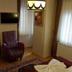 Berce Hotel Стамбул удобства в номере фото 2