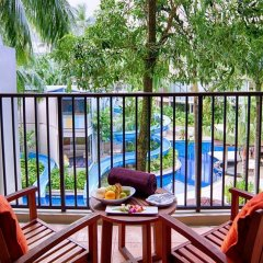 Отель Novotel Phuket Surin Beach Resort балкон