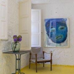 Отель Sudan Palas - Guest House Чешме удобства в номере