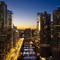 Отель Wyndham Grand Chicago Riverfront фото 5