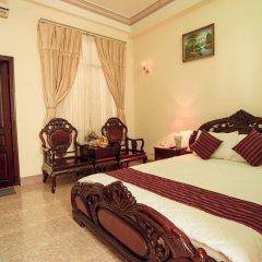 Отель Oriole Hotel & Spa Вьетнам, Нячанг - отзывы, цены и фото номеров - забронировать отель Oriole Hotel & Spa онлайн комната для гостей фото 4