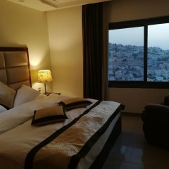 Отель Tetra Tree Hotel Иордания, Вади-Муса - отзывы, цены и фото номеров - забронировать отель Tetra Tree Hotel онлайн комната для гостей фото 2