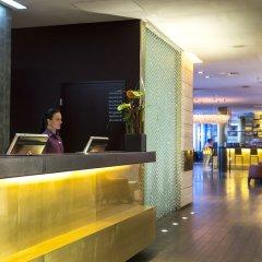 Radisson Blu Media Harbour Hotel, Düsseldorf интерьер отеля фото 3