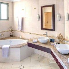 Отель Dream Inn Dubai-Luxury Palm Beach Villa ванная