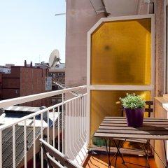 Отель Classy Bcn балкон