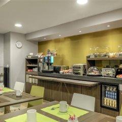 Отель Citadines Les Halles Paris Франция, Париж - 3 отзыва об отеле, цены и фото номеров - забронировать отель Citadines Les Halles Paris онлайн питание фото 3