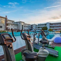 Hotel Ras Гаттео-а-Маре фитнесс-зал фото 2