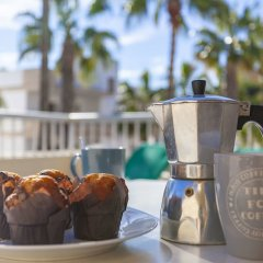 Отель Apartamentos YourHouse Acapulco питание