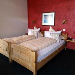 Отель Bündnerhof Швейцария, Давос - отзывы, цены и фото номеров - забронировать отель Bündnerhof онлайн комната для гостей фото 4