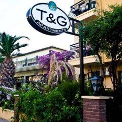 T & G Apartments Турция, Мармарис - отзывы, цены и фото номеров - забронировать отель T & G Apartments онлайн питание фото 2